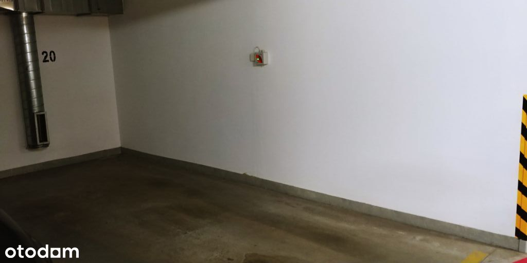 Miejsce postojowe w hali garażowej - Gdynia