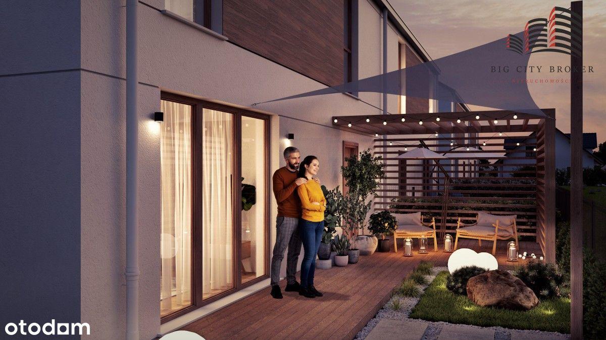 Dom w cenie mieszkania. Osiedle Volare