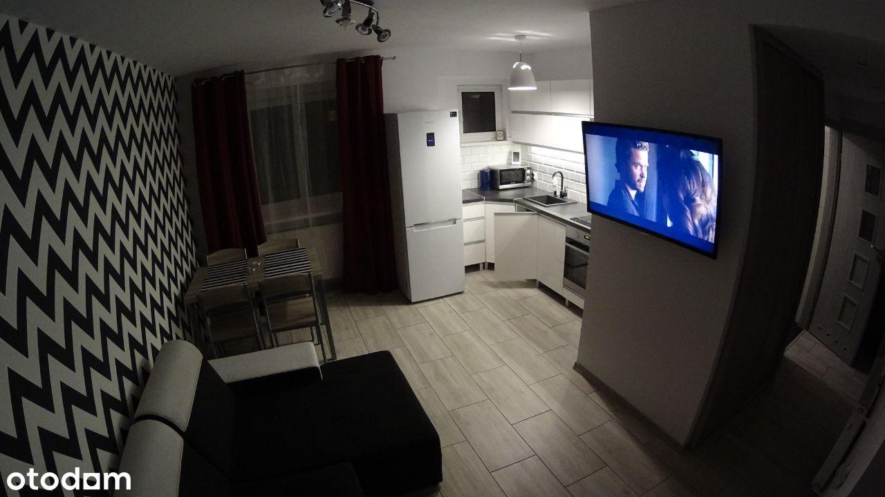 Mieszkanie 52m2, 2 pokoje+ kuchnio-salon, Biskupin