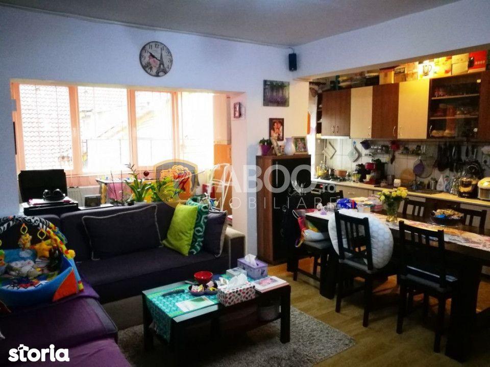 Apartament de vanzare cu 2 camere in Sibiu zona Strand 2