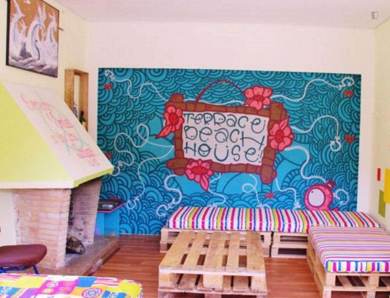 Quarto para arrendar, Carcavelos e Parede, Lisboa - Foto 6