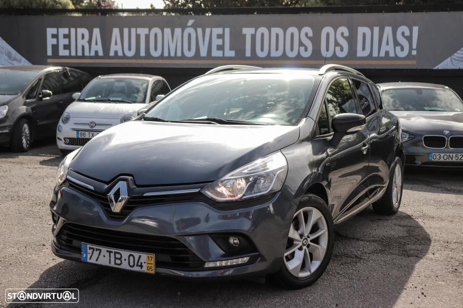 Renault Clio Sport Tourer 1.5 DCi Limited GPS - 1