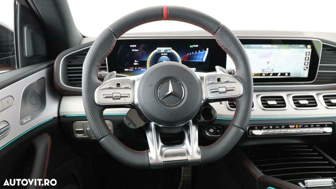 Mercedes-Benz GLE Coupe - 11