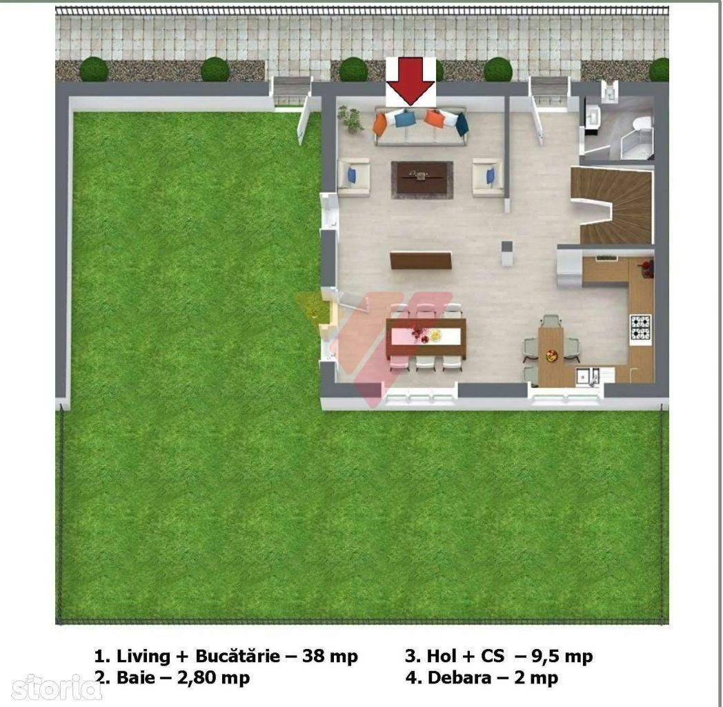 Casa INDIVIDUALA| 0% COMISION | 4 camere|  SELIMBAR
