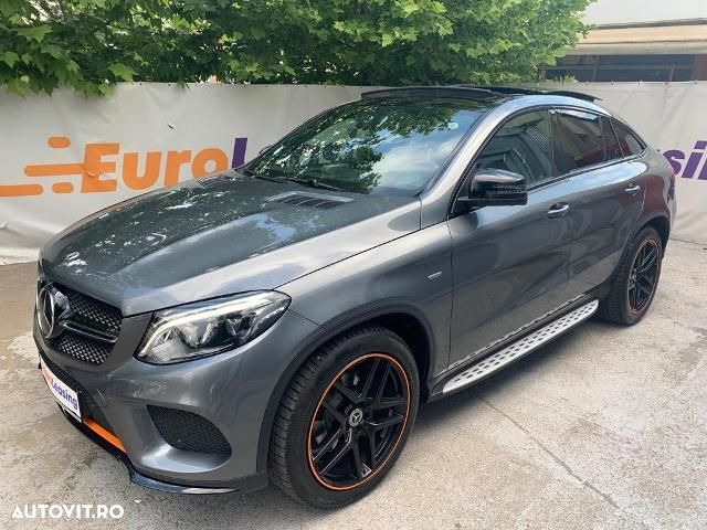 Mercedes-Benz GLE Coupe 350 - 32