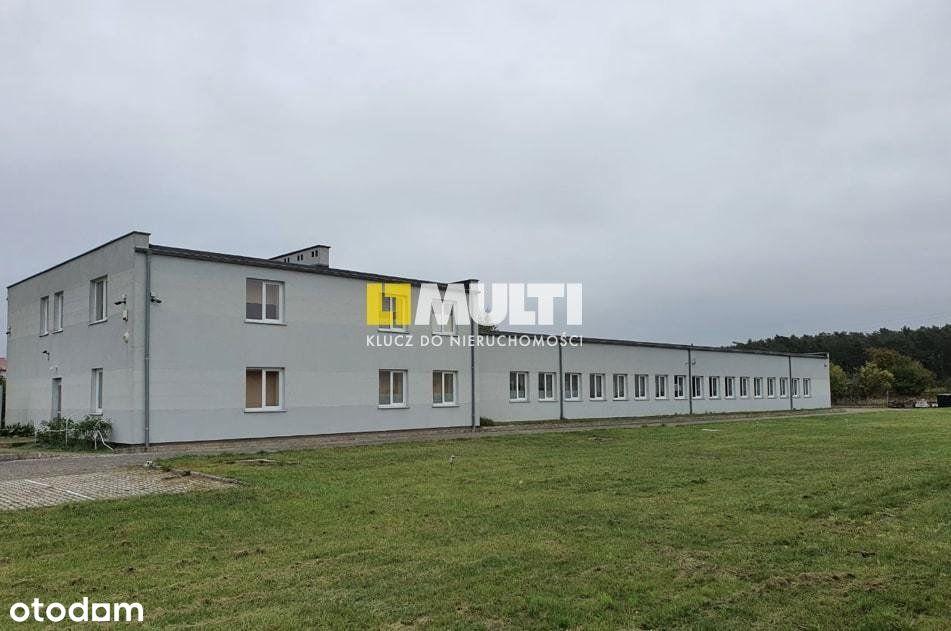 Hala 529 m2 + bud.biurowy 200 m2 + działka 4200 m2