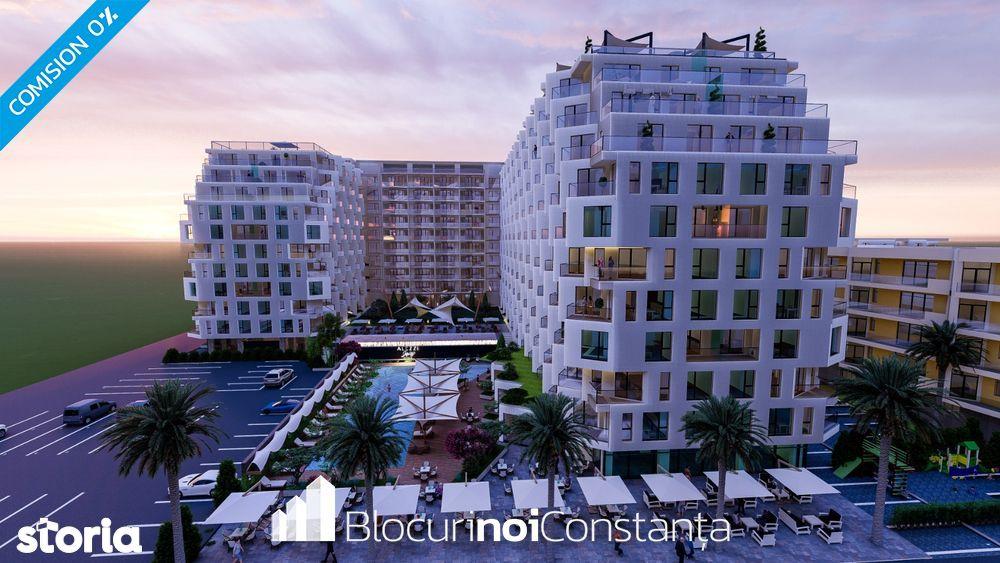 #Alezzi Infinity Resort & SPA, prima linie la mare - vânzare la cheie