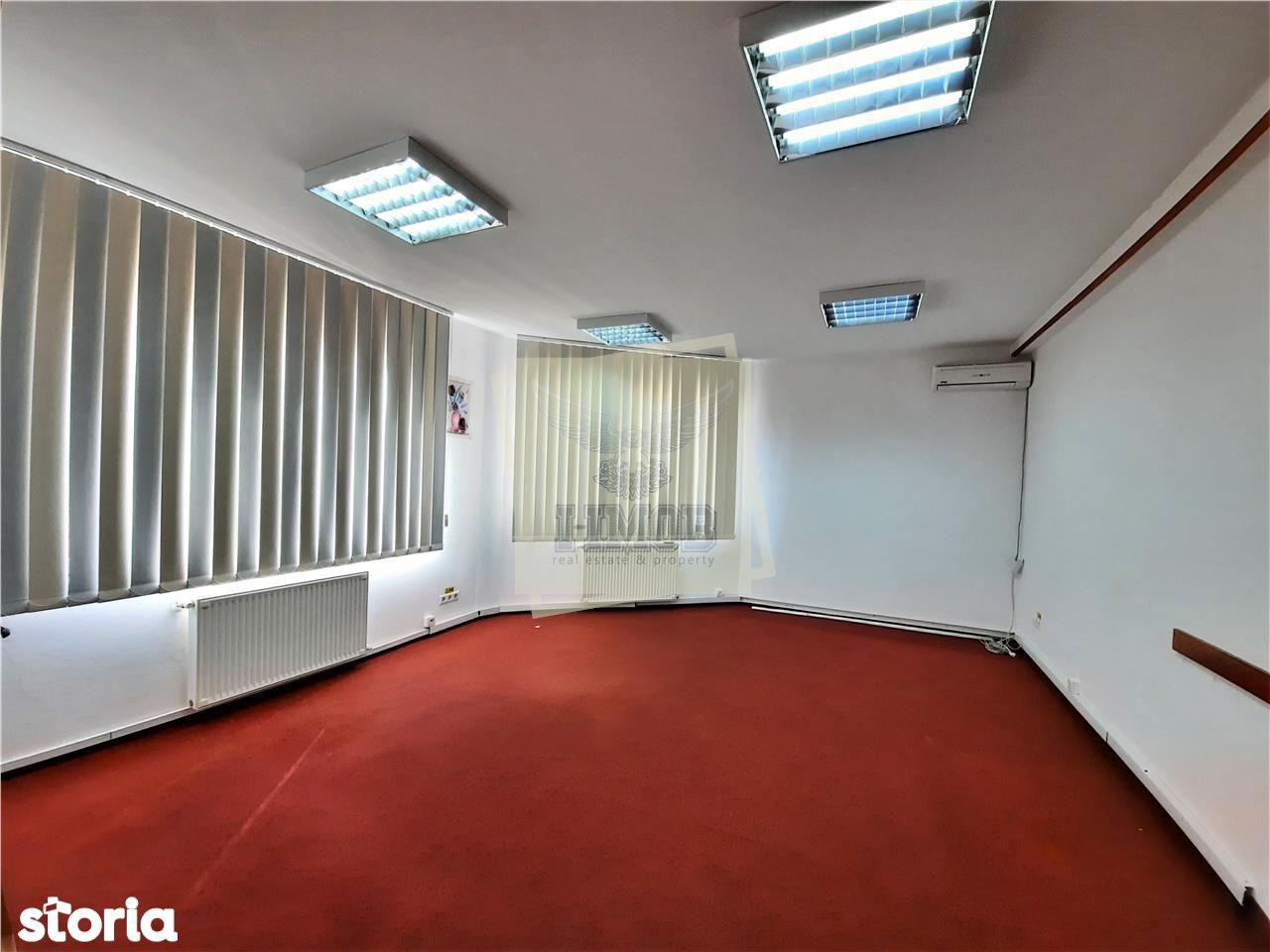 Spatiu birouri cu 3 camere la etajul 1 pe Bulevardul Victoriei din Sib
