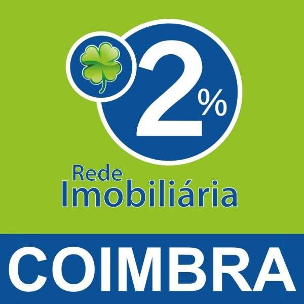 Promotores e Investidores Imobiliários: 2% Rede Imobiliária - Agência Coimbra - Coimbra (Sé Nova, Santa Cruz, Almedina e São Bartolomeu), Coimbra