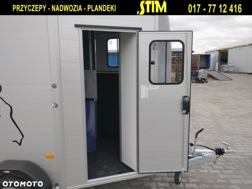 Debon VDK20 - Cheval Liberte Gold Touring Country  DEBON, Touring Country, przyczepa dwukonna, o DMC 2000kg, - 6