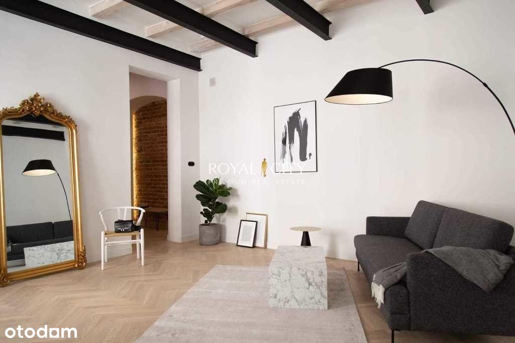Pięknie wykończony apartament w Centrum