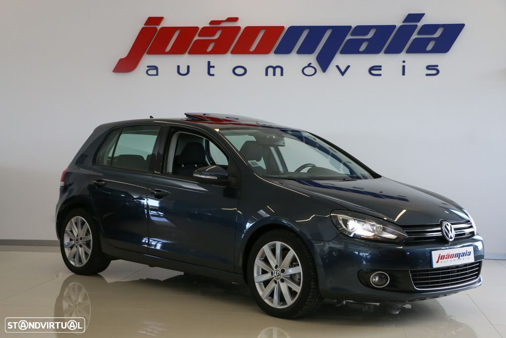 VW Golf 1.4 TSi Highline - 2