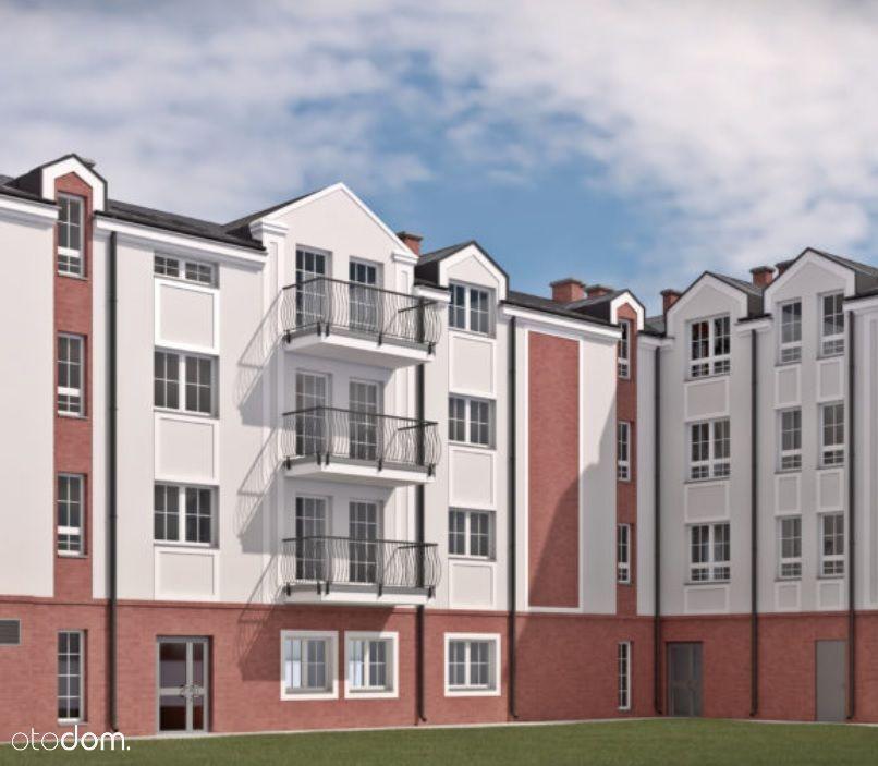 Mieszkanie w Inwestycji Apartamenty 3Maja A12