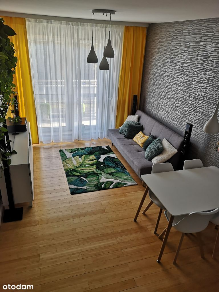 Nowoczesne 2 pokoje + garderoba Park Szymańskiego