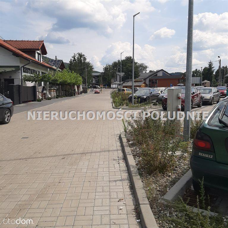 Centrum Ustronia działka handlowo usługowa