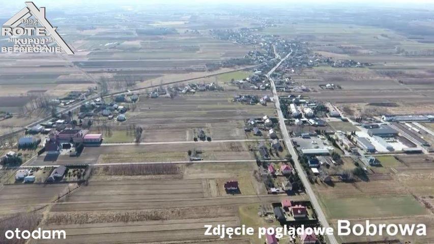 Bobrowa, grunt rolny 1,18 ha