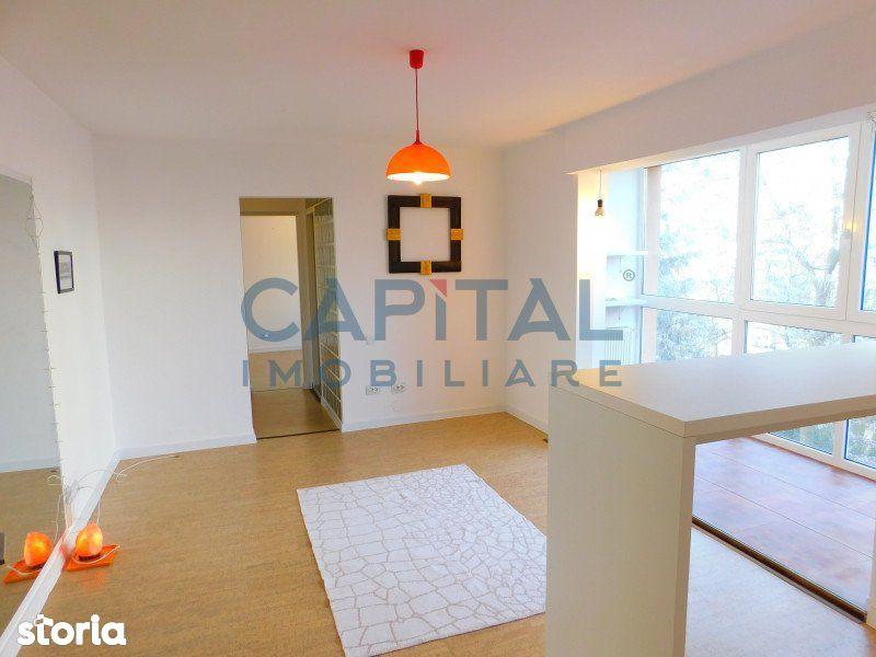 Comision 0! Vanzare apartament cu 2 camere in cartierul Gheorgheni.
