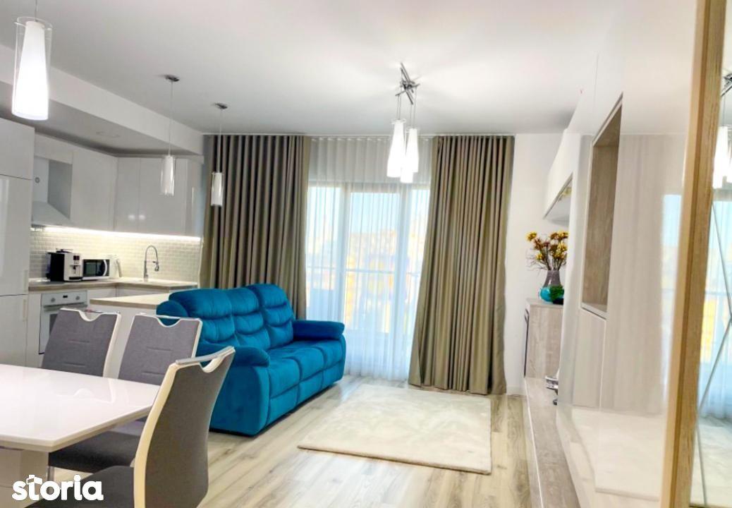 Dristor Day Residence - apartament 3 camere cu parcare subterana