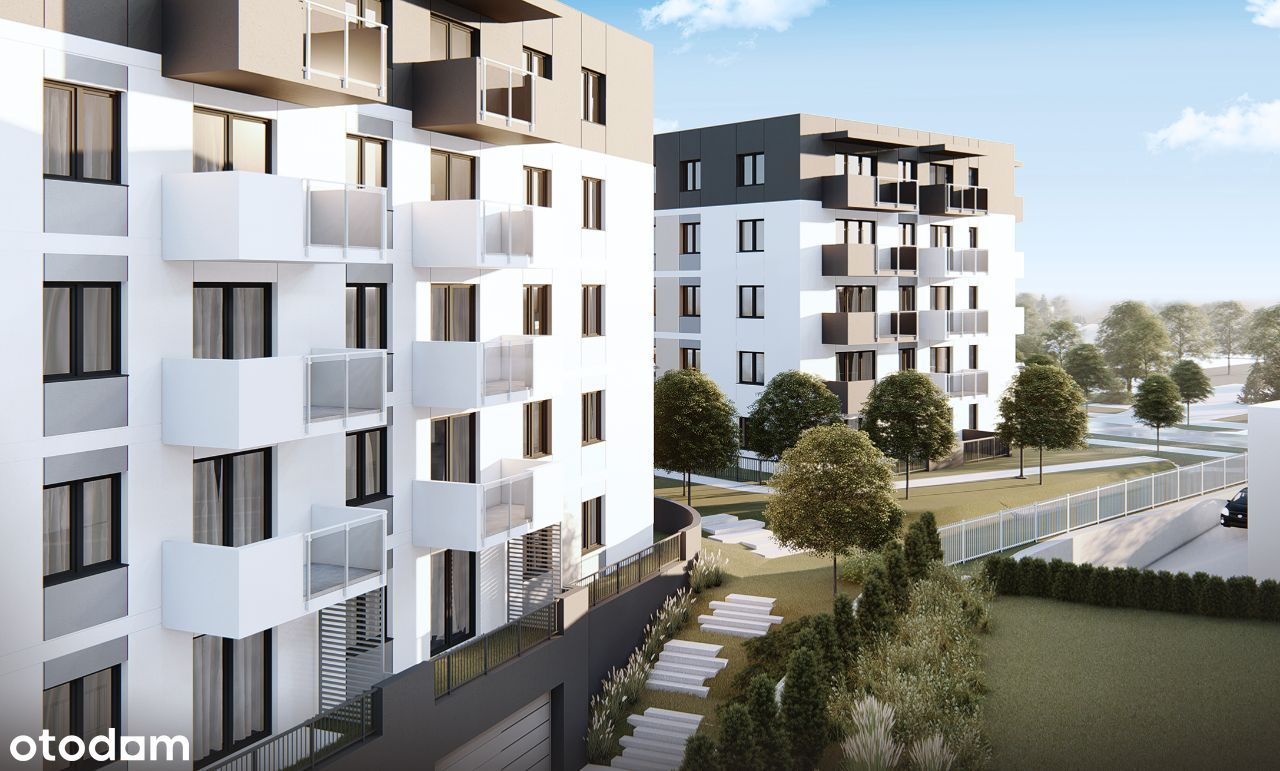 Atrakcyjne Mieszkanie Apartamenty Wysockiego B44