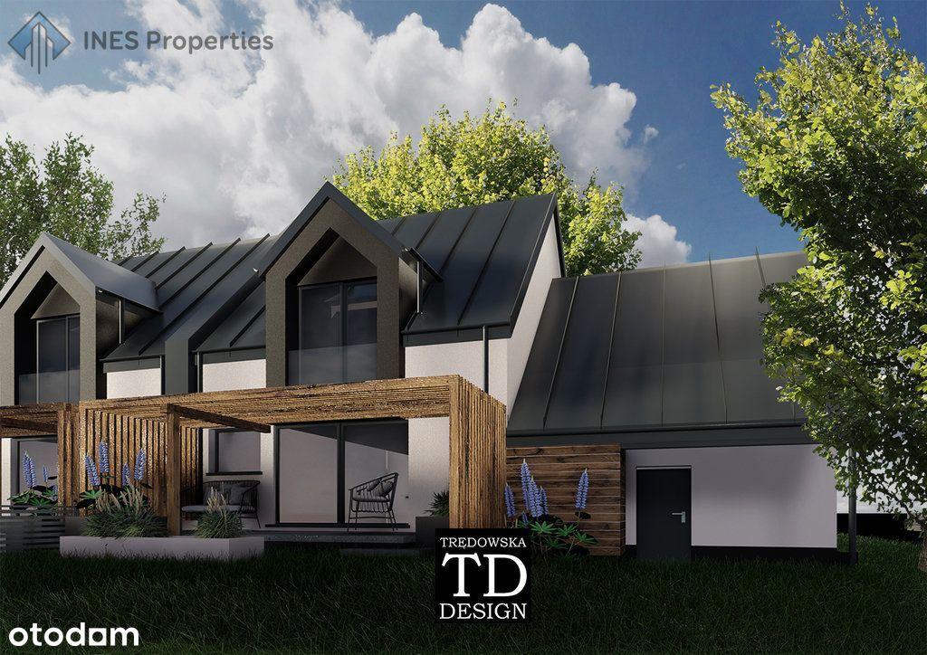 Nowe Domy W Zielonym Zakątku 164 M2