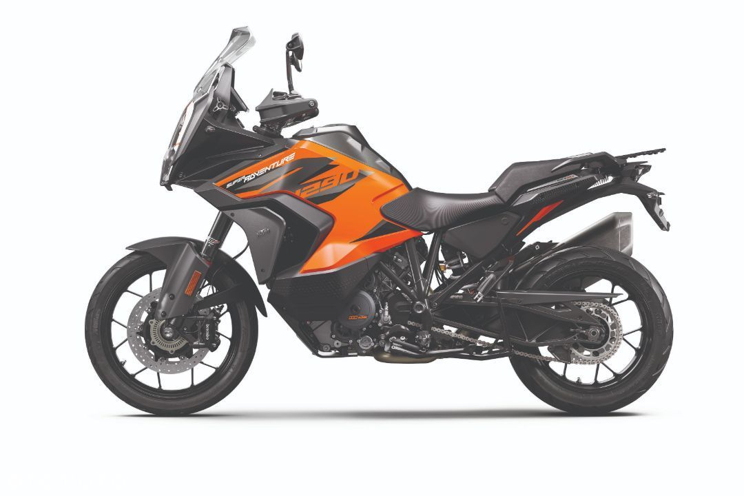 KTM  KTM 1290 SUPER ADVENTURE S model 2021 Rapid Poznań - 3