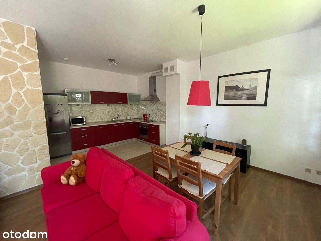 Przytulny apartament w centrum Łodzi w parku Tylna