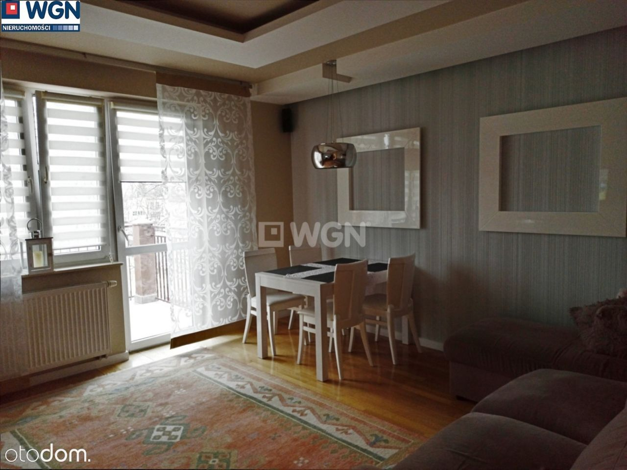 Mieszkanie, 49 m², Pajęczno