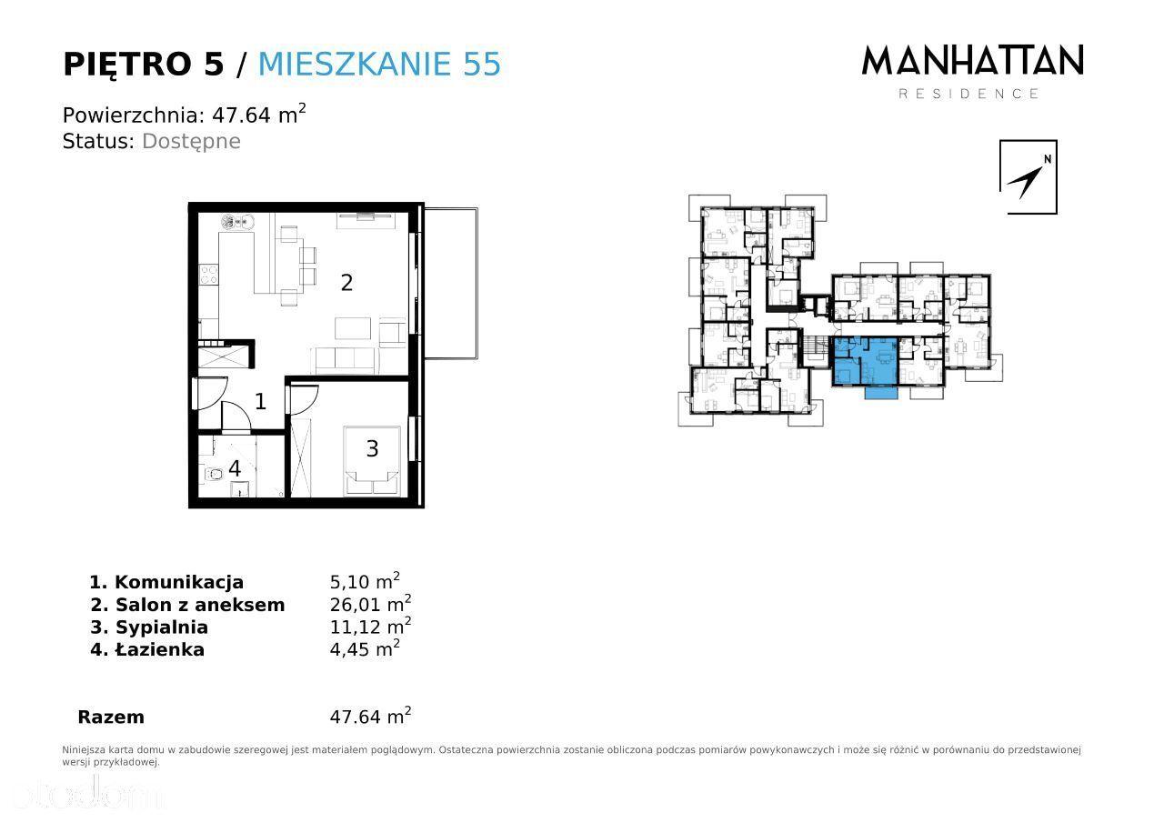 M55 Manhanttan Residence