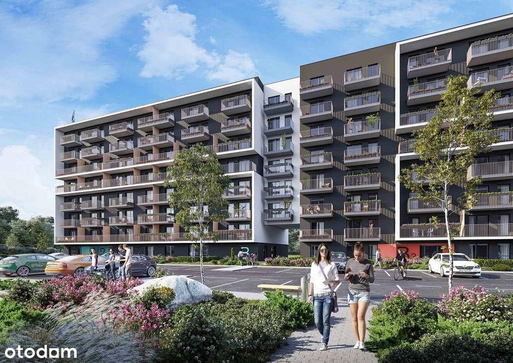 Nowe Mieszkanie 1 lub 2 pok., Puszkarska - BONARKA