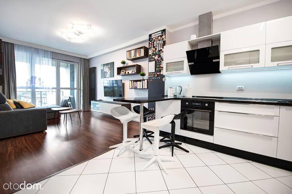 Mieszkanie Santocka Wysoki standard 46,34 m2