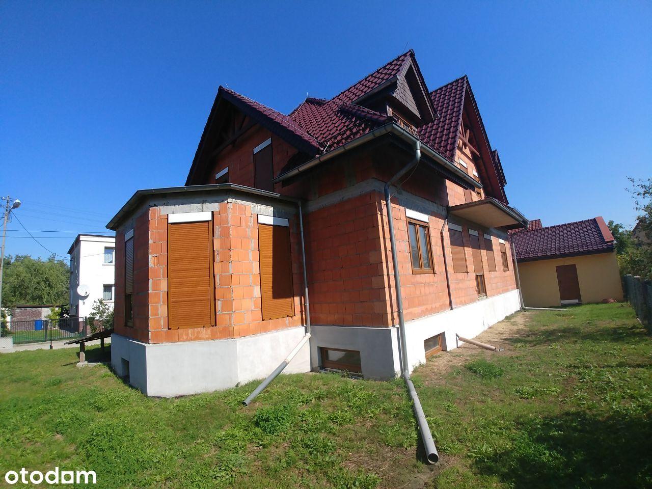 Dom w stanie deweloperskim niskim w Grudzicach