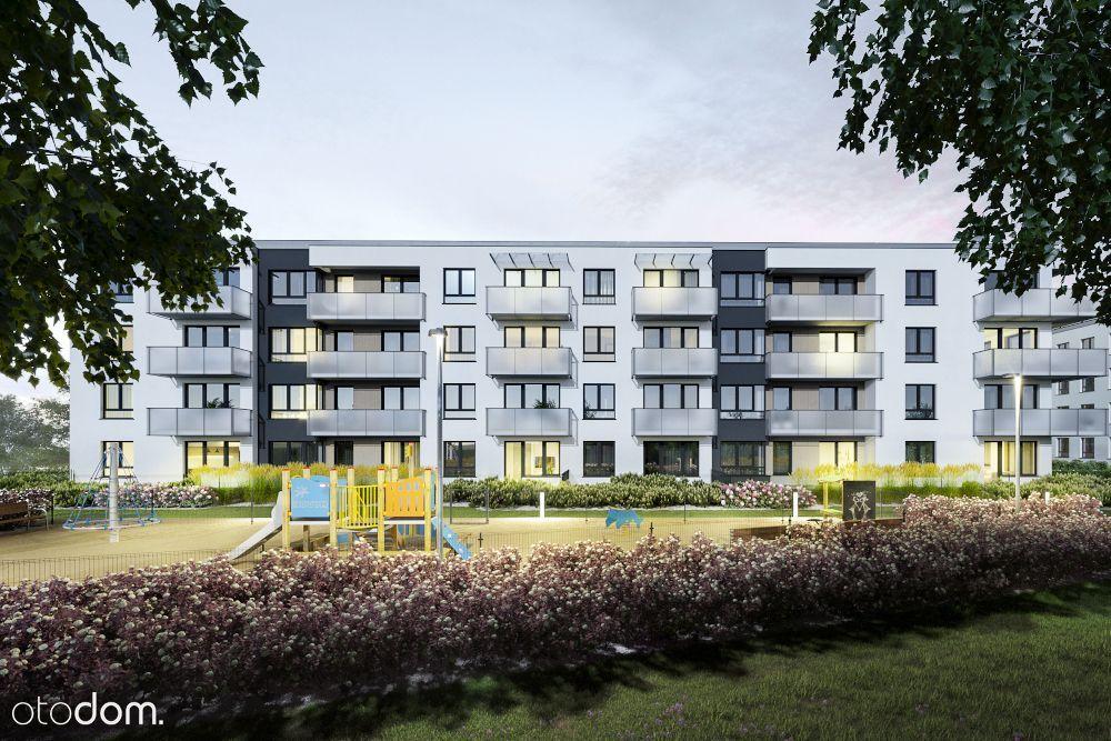 Mieszkanie z ogródkiem Osiedle Ludova M11
