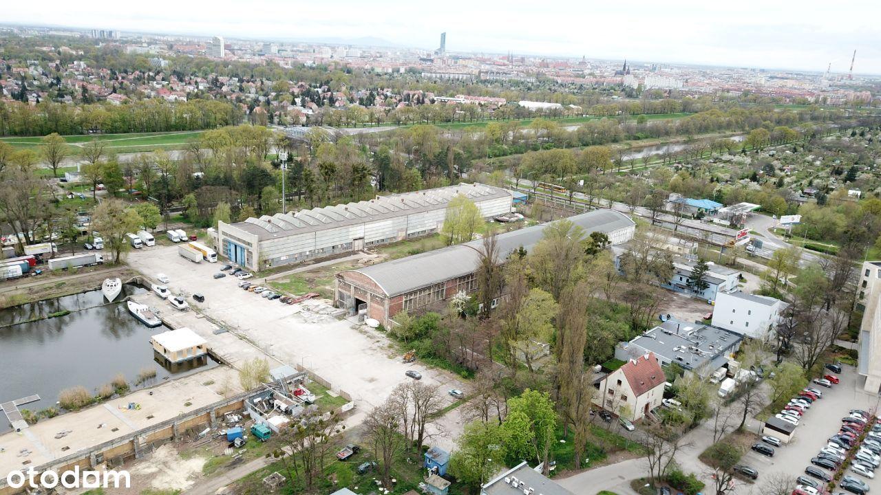 Hala produkcyjna, magazyn - Al. Kochanowskiego