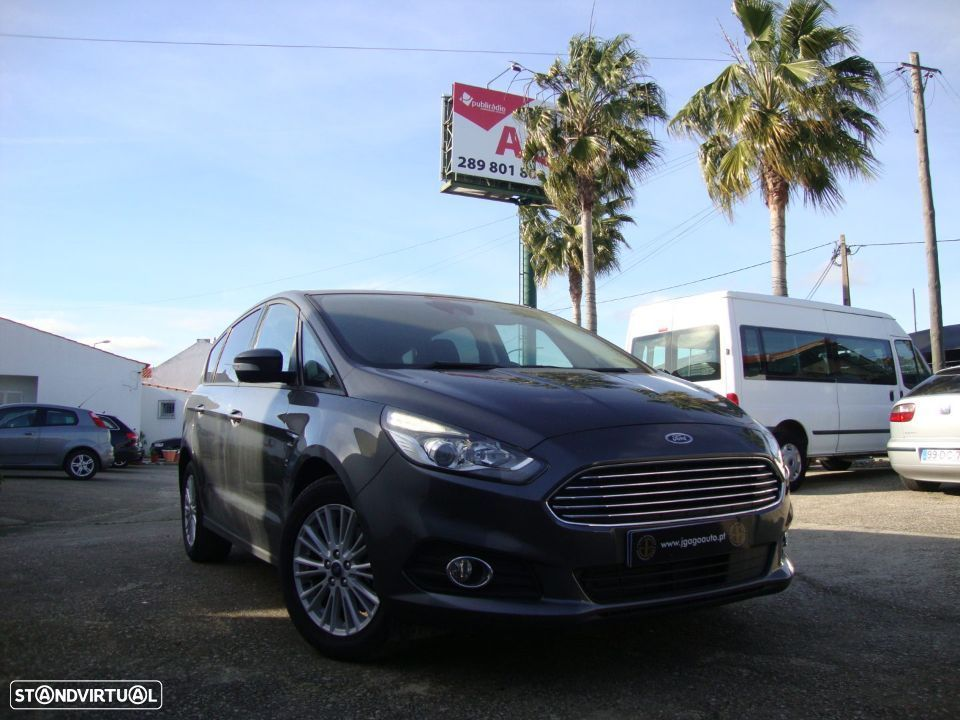 Ford S-Max 2.0 TDCi Trend - 1