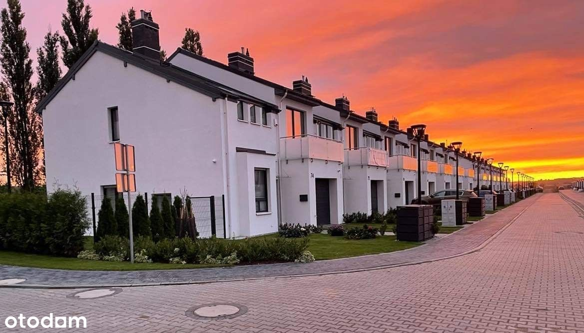 Ostatnie domy szeregowe gotowe do wydania!