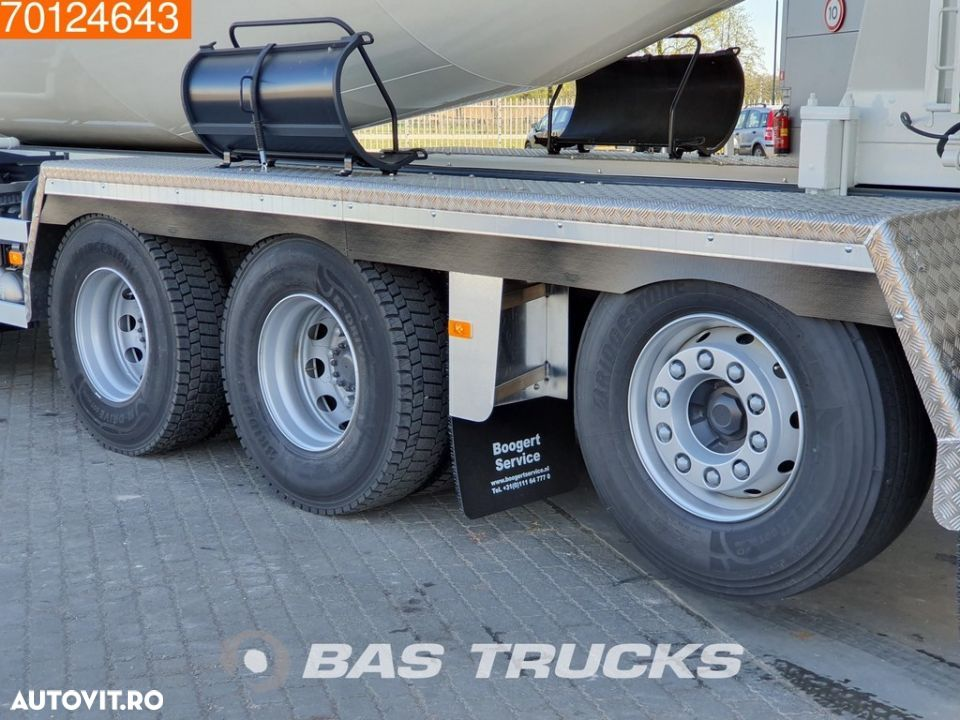 Volvo FMX 460 10X4 More units available! 15m3 Schwing Stetter 10X4 VEB+ Euro 6 - 7