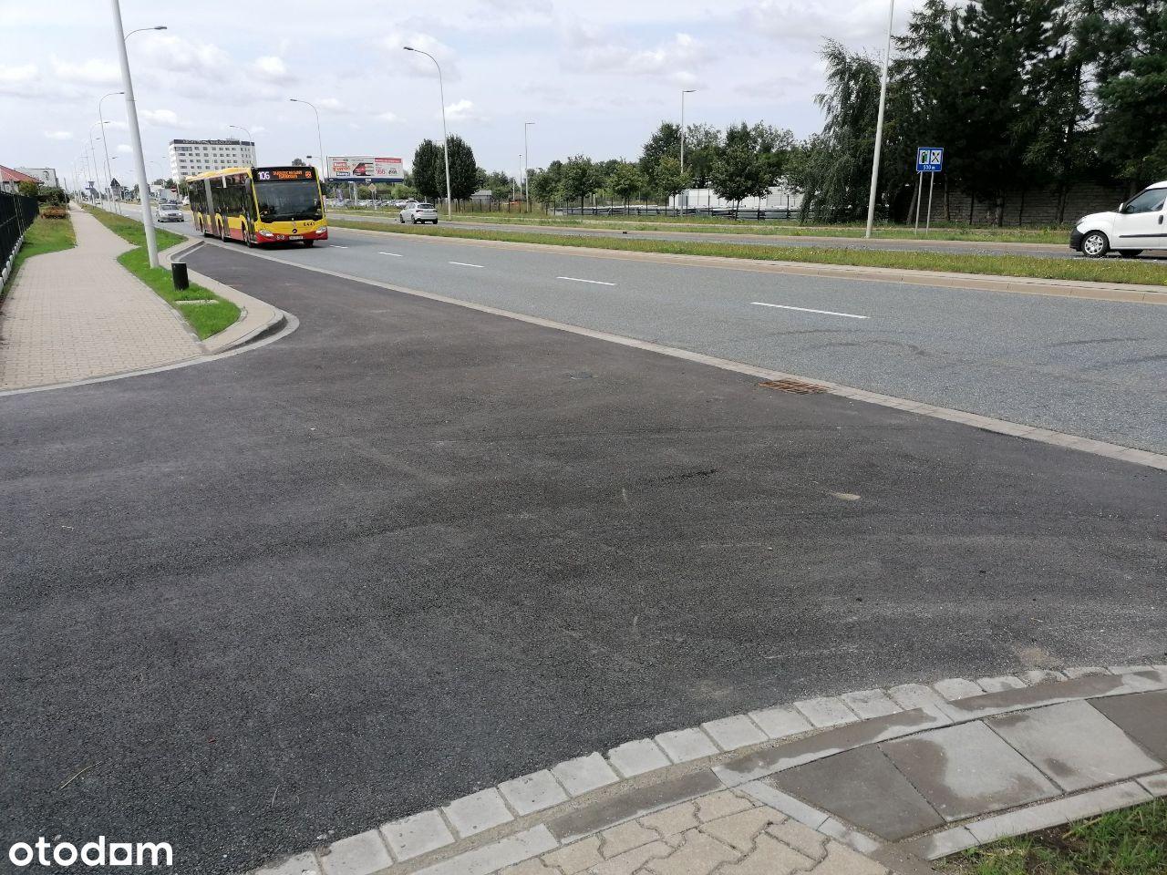 PARKING - PLAC - TEREN - ul. Graniczna - Wrocław