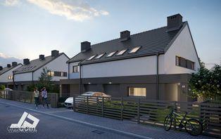 Nowe Osiedle Galileusza - domy w Zalasewie - C