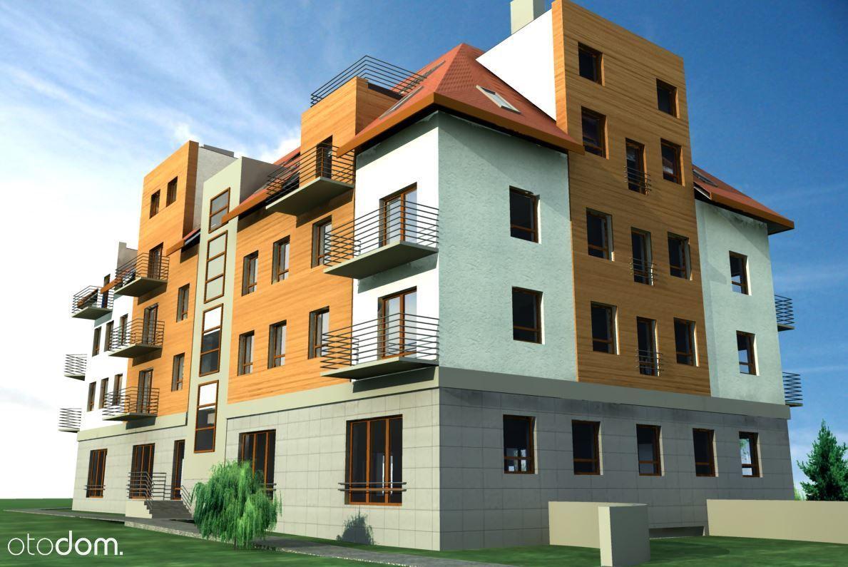 Mieszkanie 57,40 m2 w apartamentowcu Bielańska 8a