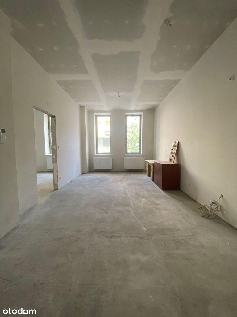 ・Ścisłe centum, 2 pokoje, stan deweloperski plus ・