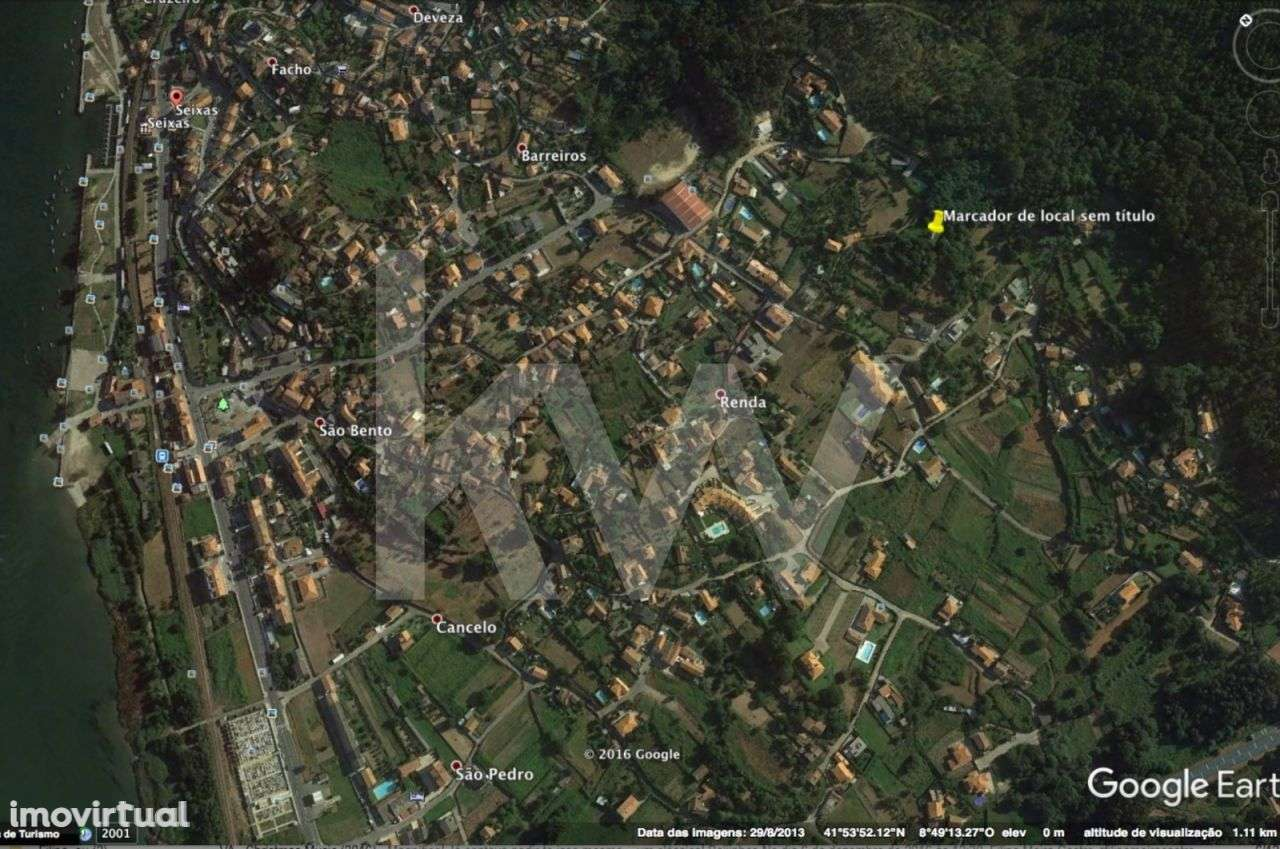 Terreno para comprar, Seixas, Caminha, Viana do Castelo - Foto 1