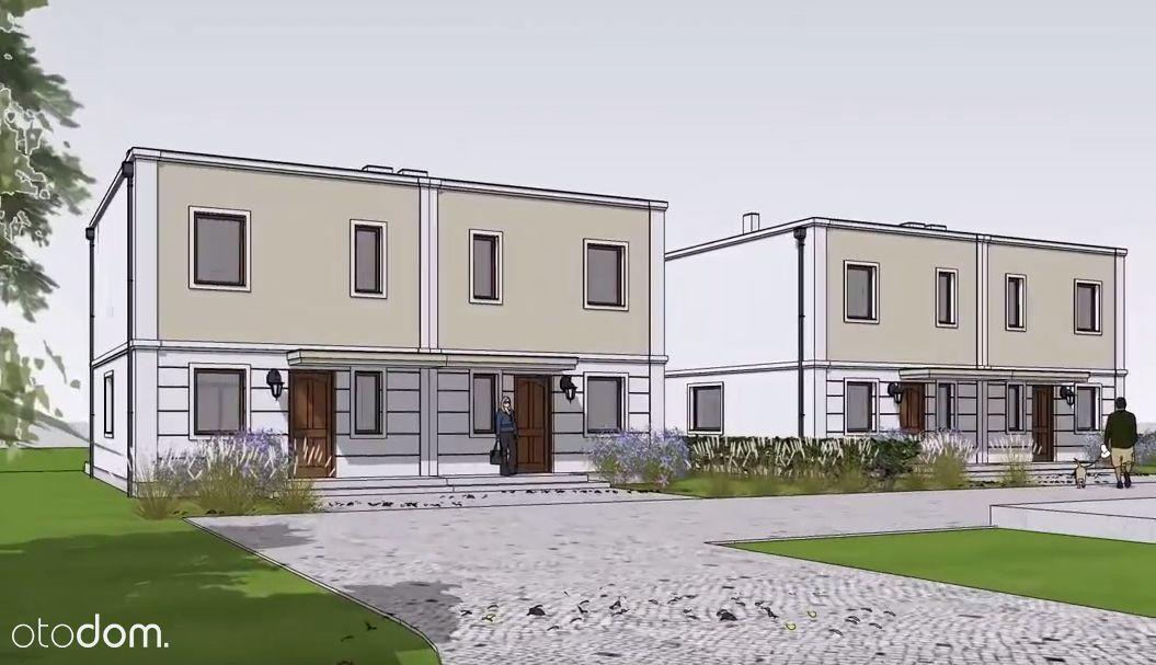 Mieszkanie z ogródkiem - 70,75m2