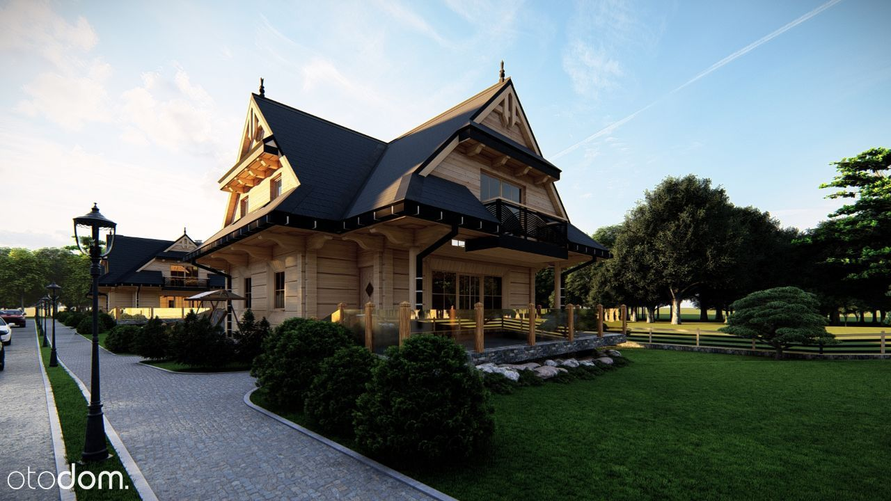 Luksusowe Domy Zakopane