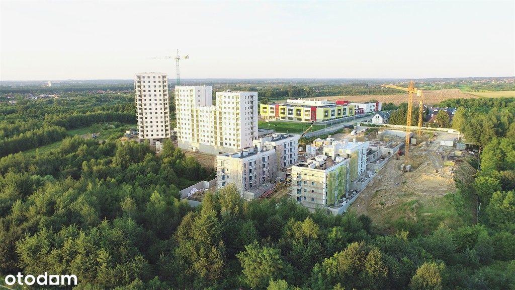 Mieszkanie 3 pok, z 53m2 ogródkiem-klucze 2021