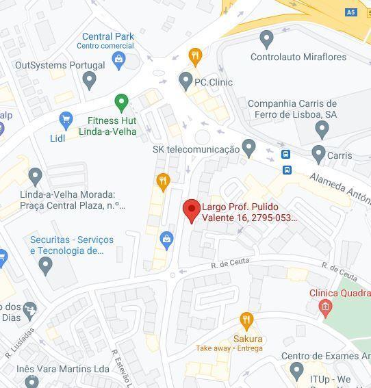 Armazém, 50 m², Algés, Linda-a-Velha e Cruz Quebrada-Dafundo