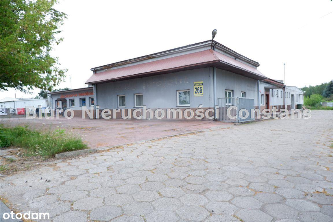 Lokal użytkowy, 1 017 m², Czechy