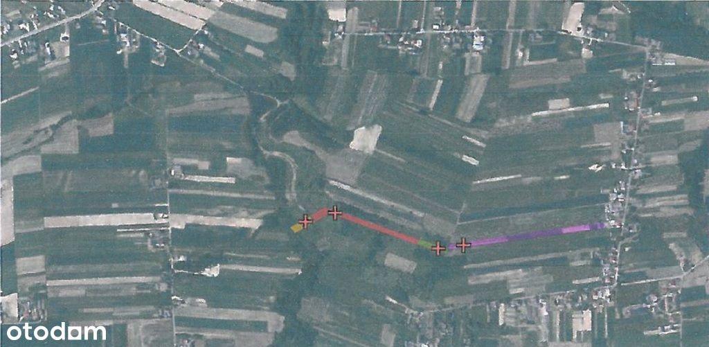 Działka, 16 286 m², Warszówek