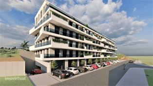 Apartamento T0, Silvares, Lousada, Piso 1