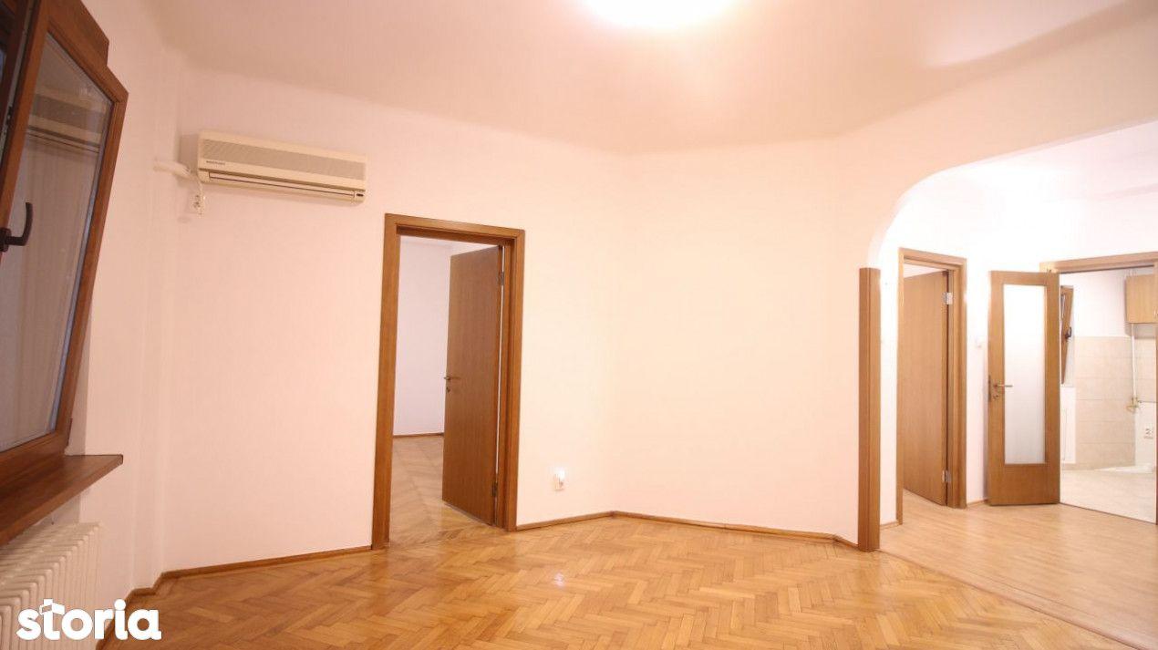 Luterana - Radisson, apartament cochet, 62 mp, hoch-parter/5, renovat,