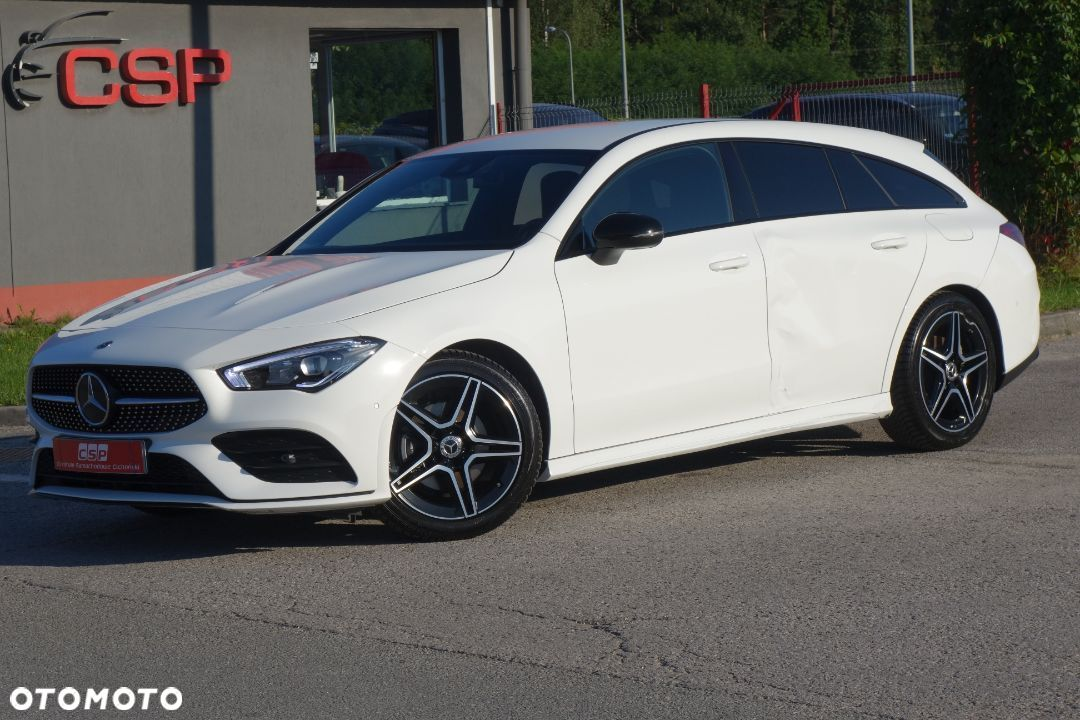 Mercedes-Benz CLA NOWY 2020r Mercedes CLA AMG Shooting Brake - 1
